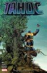 Обложка комикса Танос №2