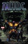 Обложка комикса Танос №5