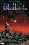 Обложка комикса Танос №7