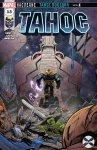 Обложка комикса Танос №13