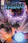 Обложка комикса Танос №16