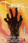Обложка комикса Даркнесс: Закрой Свои Глаза