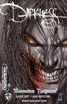 Обложка комикса Даркнесс: Жестокие Традиции