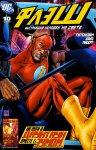 Обложка комикса Флэш: Быстрейший Человек На Свете №10