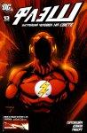 Обложка комикса Флэш: Быстрейший Человек На Свете №13