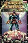 Обложка комикса Сущность Бесконечности №2
