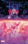 Обложка комикса Могучий Тор №3