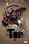 Обложка комикса Могучий Тор №7