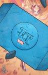 Обложка комикса Могучий Тор №12