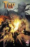 Обложка комикса Недостойный Тор №3