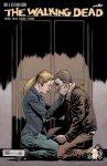 Обложка комикса Ходячие мертвецы №167