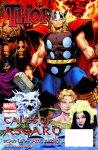 Обложка комикса Тор: Сказания Асгарда от Стэна Ли и Джека Кирби №1