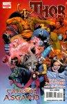 Обложка комикса Тор: Сказания Асгарда от Стэна Ли и Джека Кирби №4