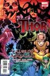 Обложка комикса Тор: Сказания Асгарда от Стэна Ли и Джека Кирби №5