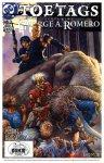 Обложка комикса Бирка на Пальце №3