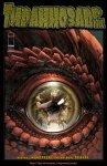 Обложка комикса Тираннозавр Рекс
