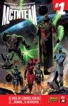 Обложка комикса Поразительные Мстители