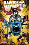 Обложка комикса Поразительные Люди-Икс №6