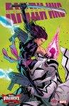 Обложка комикса Поразительные Люди-Икс №8