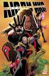 Обложка комикса Поразительные Люди-Икс №11