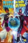 Обложка комикса Поразительные Люди-Икс №14