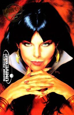Серия комиксов Вампирелла: Печальные Крылья Судьбы