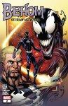 Обложка комикса Веном: Первый Носитель №2