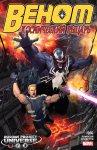 Обложка комикса Веном: Космический Рыцарь №6