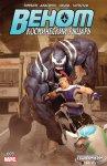 Обложка комикса Веном: Космический Рыцарь №9