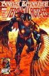 Обложка комикса Война Королей: Темный Ястреб №2