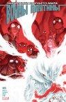Обложка комикса Воины Паутины №5