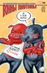 Обложка комикса Воины Паутины №9