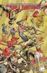 Обложка комикса Воины Паутины №11