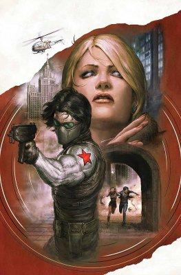 Серия комиксов Зимний Солдат: Лютый Март №2