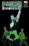 Обложка комикса Росомаха: Дозор Бесконечности №5