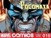 Обложка комикса Росомаха: Самый Опасный в Японии №10