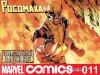 Обложка комикса Росомаха: Самый Опасный в Японии №11