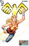 Обложка комикса Чудо-Девушка