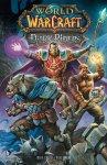 Обложка комикса World of Warcraft: Темные Всадники