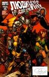 Обложка комикса Люди-Икс: Наследие №212