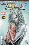 Обложка комикса Люди-Икс: Феникс Песнь Войны №4