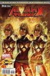Обложка комикса Люди-Икс: Феникс Песнь Войны №5