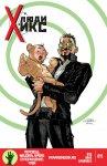 Обложка комикса Люди-Икс №15