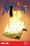 Обложка комикса Юные Мстители №11