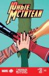 Обложка комикса Юные Мстители №12