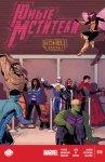 Обложка комикса Юные Мстители №14