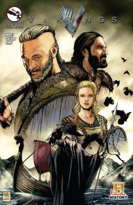 Серия комиксов Викинги