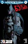 Обложка комикса Все-Звезды Бэтмен №1