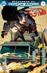 Обложка комикса Все-Звезды Бэтмен №3