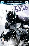 Обложка комикса Все-Звезды Бэтмен №6